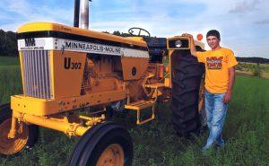 Dale Laedtke and his U302